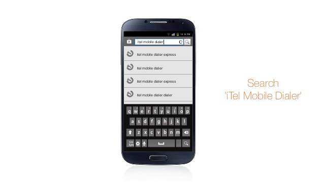 Android Mobile Dialer 2